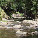 久保ん谷湧水